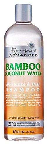 Renpure Originals - Renpure Advanced Bamboo Coconut Water Shampoo 16 0z Bottle