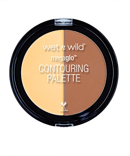 Wet 'n Wild - Contouring Pallete Powder, Caramel Toffee