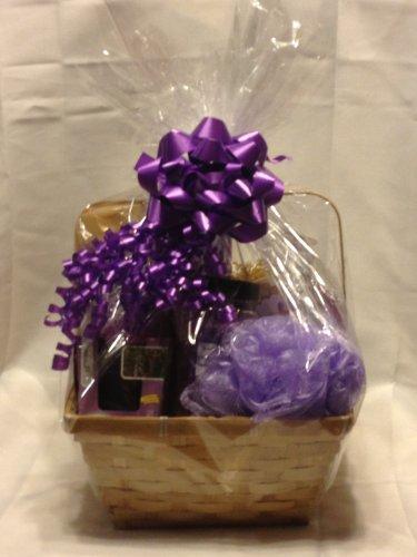 April77 - April Lavender Gift Basket 6pcs Set