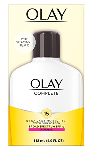 Olay - Olay Complete, UV Protective Moisture Lotion SPF 15, 4 oz