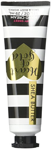 Bath & Body Works - HEART OF GOLD Shea Butter Hand Cream