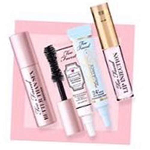 Too Faced - Too Faced Better Than Sex Mini Plus 3 Piece Travel Set