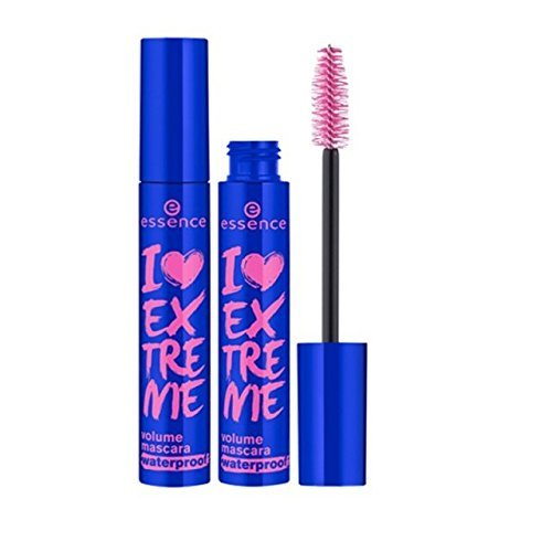 Essecne - Essence I Love Extreme Volume Mascara Waterproof Black by Essecne