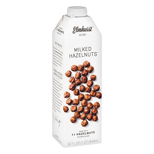 Elmhurst - Elmhurst Beverage Hazelnut Milked, 32 fl oz