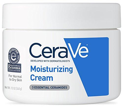 CeraVe - Moisturizing Cream Daily Face and Body Moisturizer