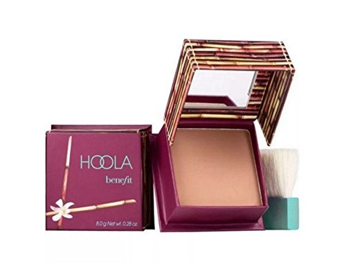 Benefit Cosmetics - BENEFIT HOOLA Bronzing Bronzer Powder Full Size 8.0g, 0.28 oz., NEW **CCJ**