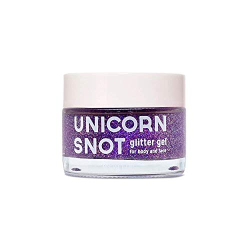 Unicorn Snot - Glitter Gel, Holographic Purple