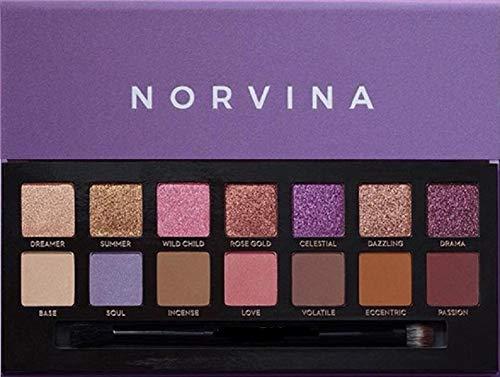 Norvina - Norvina Eyeshadow Palette | Eye Shadow, Makeup Palettes, New Eyeshadow Palette