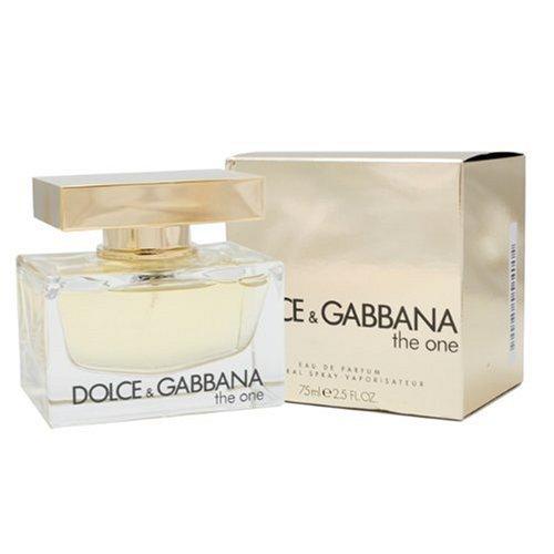 Dolce & Gabbana Dolce & Gabbana The One By Dolce & Gabbana For Women. Eau De Parfum Spray 2.5 Oz /75 Ml.