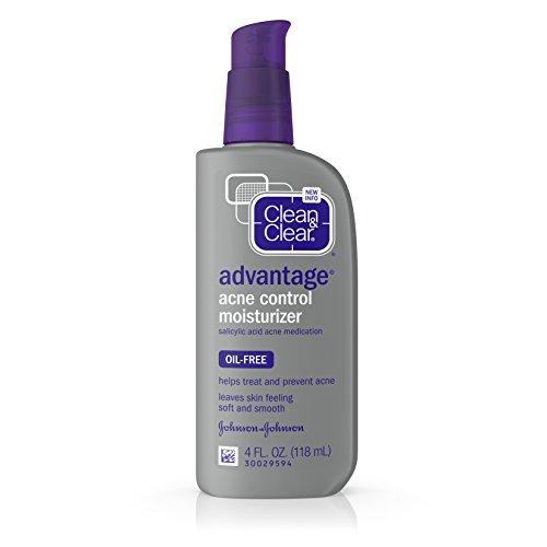 Clean & Clear - Advantage Acne Control Face Moisturizer