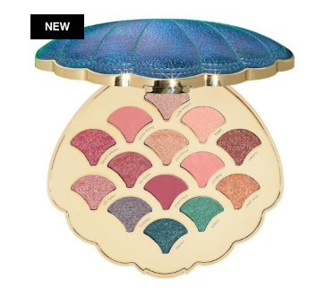 Tarte - Be A Mermaid & Make Waves Eyeshadow Palette