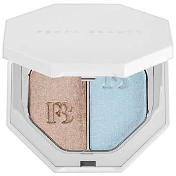 Fenty Beauty - New Fenty Killawatt Foil Freestyle Highlighter Duo! Mimosa Sunrise And Sangria Sunset! Sand Castle And Mint'd Mojito! 7 Day Wknd And Poolside! Endless Ways To Glow! (Mimosa Sunrise And Sangria Sunset)