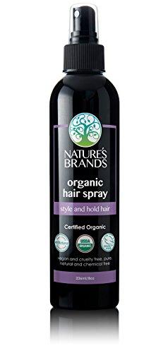 Nature's Brands - Mari Organic Hair Spray