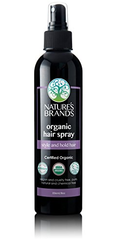 Nature's Brands - Mari Organic Hair Spray