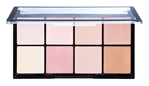 Makeup Revolution  - Highlighter, Ultra Pro Glow