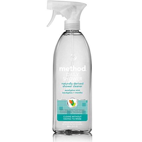 Method - Method Daily Shower Spray Cleaner, Eucalyptus Mint, 28 Ounce