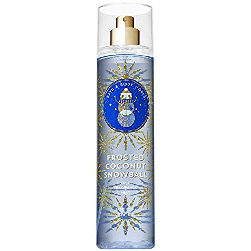 Bath & Body Works - Frosted Coconut Snowball Fine Fragrance Mist