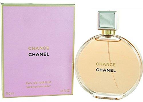 Chánce Chánel - Chánce Chánel Eau De Parfum Spray for Woman, EDP 3.4 Ounces 100 ML