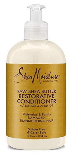 Shea Moisture - Shea Moisture Raw Shea Conditioner 13 Ounce (384ml) (3 Pack)