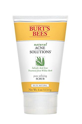 Burt's Bees - Burt's Bees Natural Acne Solutions Pore Refining Scrub, 4 Ounce