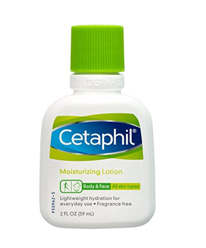 Cetaphil Cetaphil Moisturizing Lotion, Fragrance Free, 2 Ounce (Pack of 12)