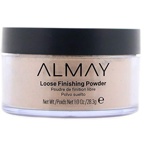 Almay - Almay Smart Shade Loose Finishing Powder, Light [100] 1 oz (Pack of 2)