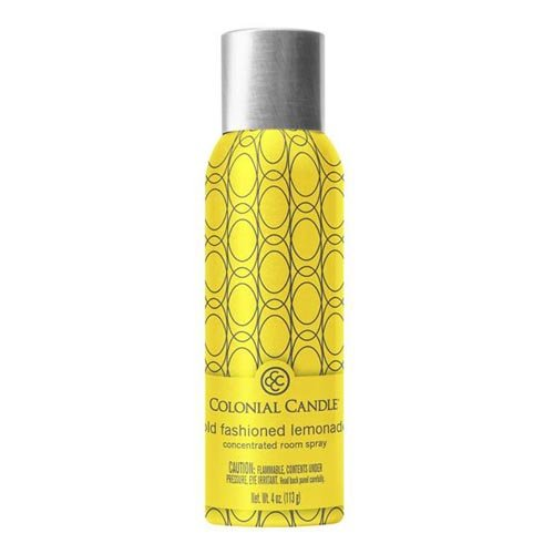 Colonial Candle - Colonial Candle Room Spray 4 Oz. - Old Fashioned Lemonade