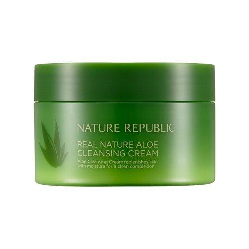 Nature Republic - [Nature Republic] Real Nature Aloe Cleansing Cream 200ml