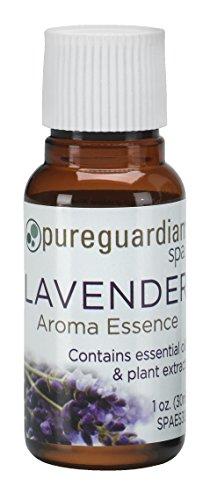 Guardian Technologies - PureGuardian SPAES30L Lavender Aroma Essence Oil, 30 ml