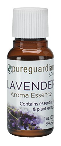 Guardian Technologies - PureGuardian SPAES30L Lavender Aroma Essence Oil, 30 ml