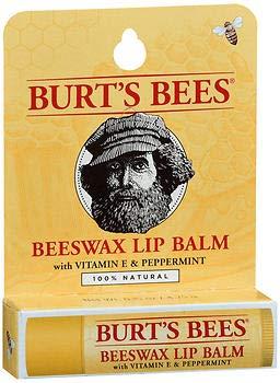 Burt's Bees - Beeswax Lip Balm Tube