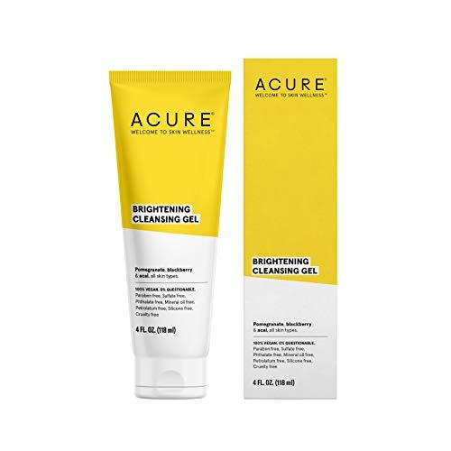 Acure - Brightening Cleansing Gel