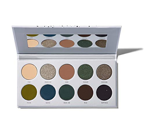Morphe - Morphe x Jaclyn Hill The Vault DARK MAGIC Eyeshadow Palette