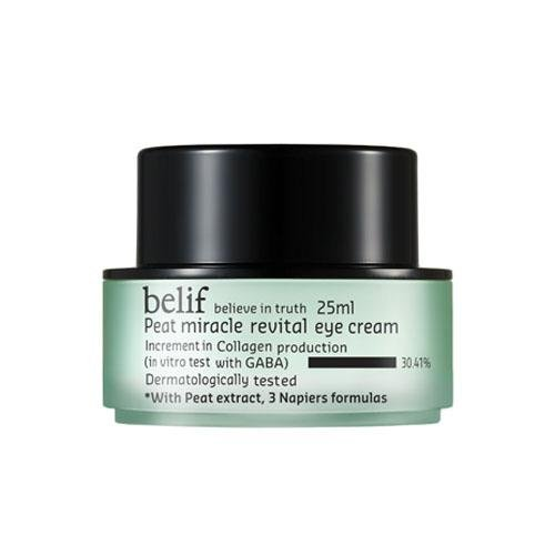 belif belif Peat Miracle Revital Eye Cream