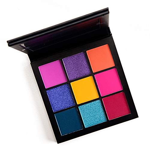 Huda Beauty Obsessions Eyeshadow Palette, Electric
