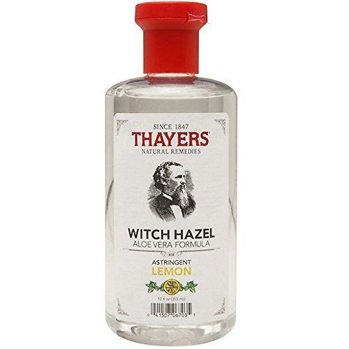 Thayers  Witch Hazel Astringent with Aloe Vera Formula, Lemon