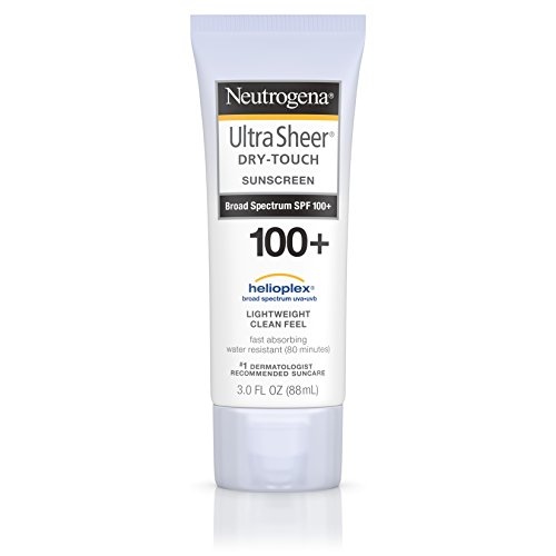 Neutrogena - Neutrogena Ultra Sheer Dry-Touch Sunscreen, Broad Spectrum Spf 100, 3 Fl. Oz.