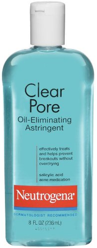 Neutrogena - Clear Pore Oil Eliminating Astringent
