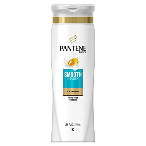 Pantene - Pantene Shampoo Smooth & Sleek 12.6 Ounce (3 Pack)