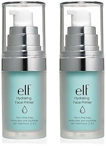 e.l.f. Cosmetics E.l.f. Hydrating Face Primer, 0.47 Fluid Ounce 2 Pack