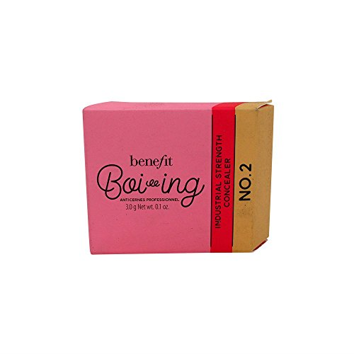 Benefit Cosmetics - Benefit Cosmetics Benefit Boi-ing Industrial Strength Concealer Shade: 02, 1 Count