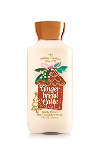 Bath & Body Works - Gingerbread Latte Body Lotion