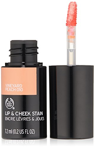 The Body Shop - Lip & Cheek Stain, Vineyard Peach