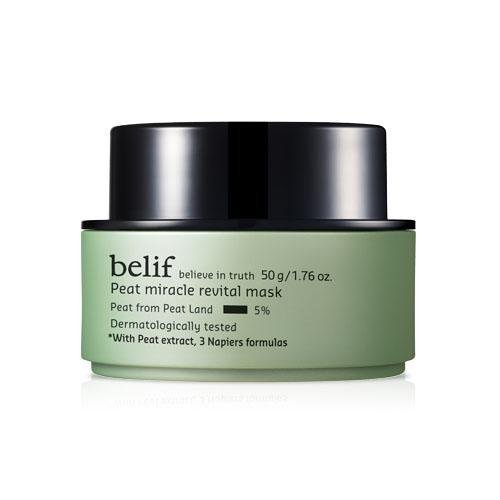 belif - Peat Miracle Revital Mask