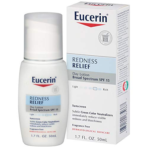 Eucerin - Redness Relief Day Lotion Broad Spectrum SPF 15