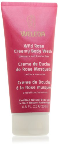 Weleda - Wild Rose Creamy Body Wash