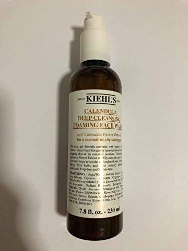 null - Calendula Deep Cleansing Foaming Face Wash 230 ml.