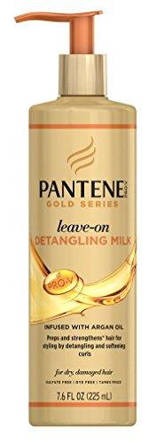 Pantene - Gold Series Leave-In Detangling Milk