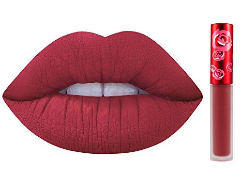 Lime Crime - Velvetines Liquid Matte Lipstick, Red Hot