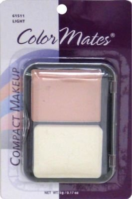 SF&B COLORMATES, INC - Pressed Powder Light 80 pcs sku# 903654MA